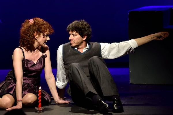 """Edy Angelillo e Michele La Ginestra al Bianconi con """"La Matematica dell'Amore"""""""