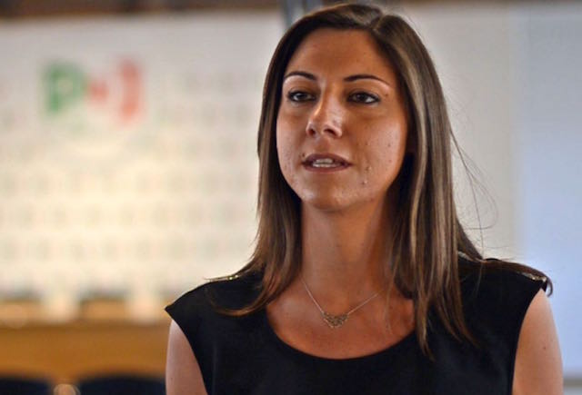 Riformare la Costituzione per un'Italia più #giovane: incontro con l'onorevole Anna Ascani per il Sì al Referendum