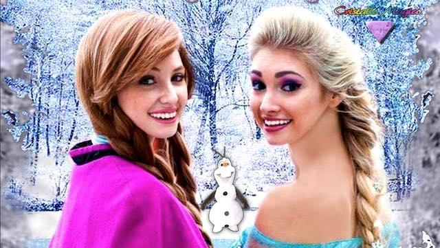 """Al Teatro Lea Padovani, il musical """"Anna e Elsa, la regina del ghiaccio"""""""