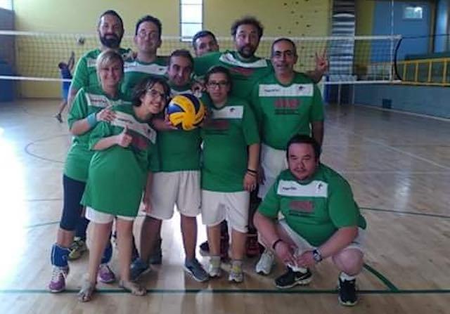 L'Asd Tartaruga Xyz al torneo regionale di pallavolo integrato Anpis