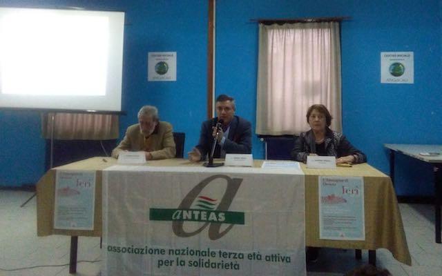 """L'Anteas di Orvieto guarda al futuro. """"Fermi per la pandemia, ma attenti alle idee dei giovani"""""""