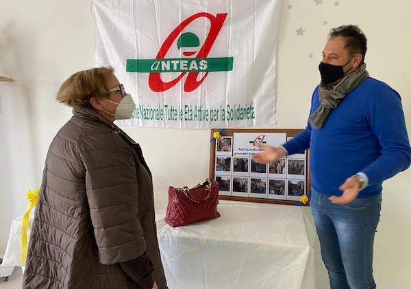 """Dall'Anteas un collage di foto per la Casa di Riposo Vincenziana """"Don Benedetto Baccarelli"""""""