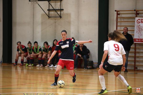 Orvieto FC, Martina Antonelli risolve il match negli ultimi 5 minuti