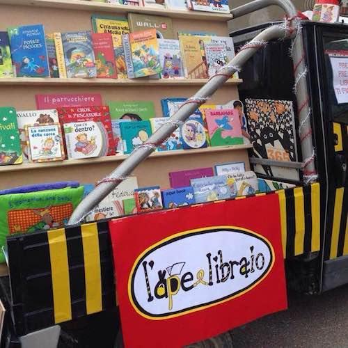 Torna l'Ape Libraio. Favole, burattini e libri itineranti con la biblioteca di Montegabbione