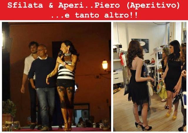 """""""Sfilata e Aperi....Piero (Aperitivo)...e Tanto Altro"""""""