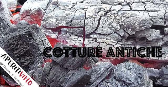 AperitiVino: dalla cottura alla cultura. Brace, cenere, creta e coccio: le virtù del fuoco secondo l'Osteria di Vitalonga