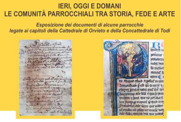 """""""Aperti al MAB"""". In esposizione gli antichi documenti parrocchiali"""