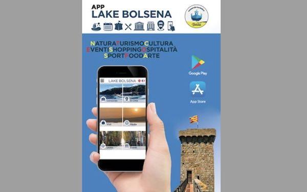 """""""Lake Bolsena"""". Nasce la prima App per il turista nella Tuscia"""