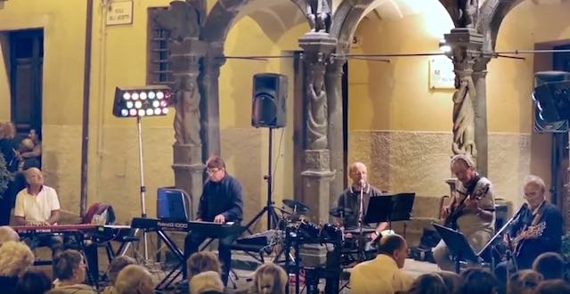 "Gli Applespiders in concerto per ""Re...state a Piansano"""