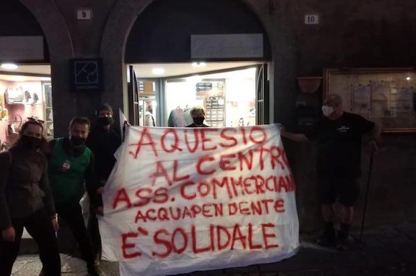 """Tappa da """"Aquesio al Centro"""" per il Gruppo """"Ristorari Toscana"""" diretto a Roma"""