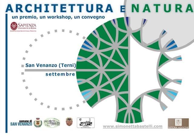 Architettura e natura cinque giorni di workshop for Architettura natura