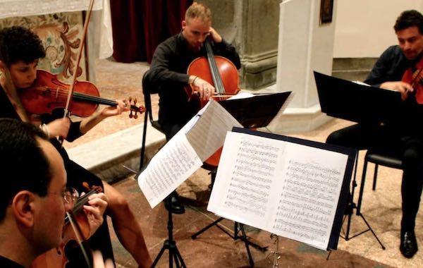 Le note del Quartetto Ardeat rendono omaggio alla Madonna del Carmine