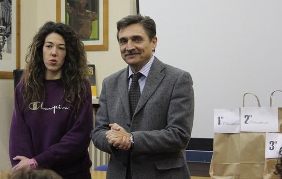 """Al Liceo d'Arte concluso il concorso """"Non la bevo"""". Premiati gli elaborati degli studenti"""