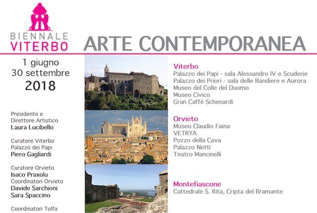 Nel solco degli Etruschi, la Biennale d'Arte Contemporanea fa tappa anche a Orvieto