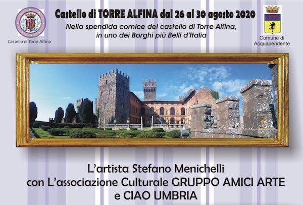 """""""Arte nell'Arte"""". Mostra-concorso ed estemporanea a Torre Alfina"""