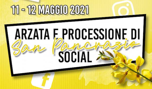 Arzata e Processione di San Pancrazio Social a Castel Giorgio
