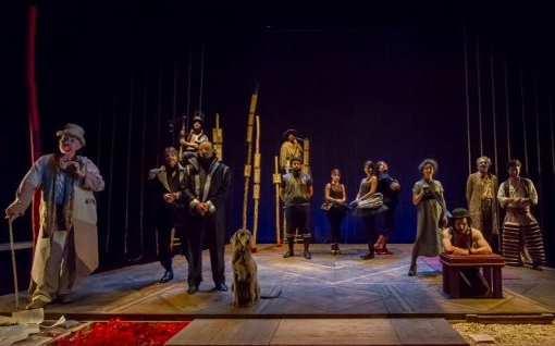 """""""As you like it"""" al Teatro Mancinelli: così Shakespeare parla con grande attualità alla nostra sensibilità moderna"""