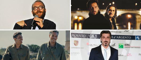 """""""A Scuola di Cinema"""" con il Tuscia Film Fest. Ospiti Massimiliano Sturiale e Michele Astori"""