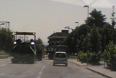 La Provincia annuncia la conclusione dei lavori sulle strade dell'Orvietano
