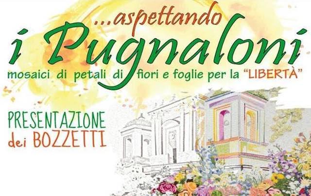 """""""Aspettando i Pugnaloni 2017"""", presentazione dei bozzetti al Teatro Boni"""