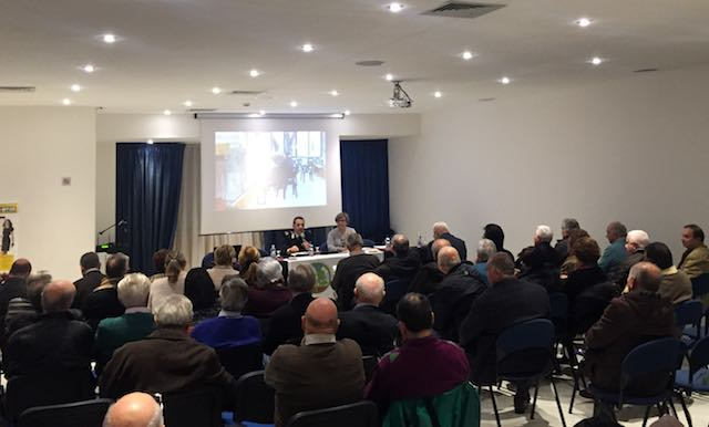 I 90 centri Ancescao dell'Umbria in assemblea, in rappresentanza degli oltre 20.000 iscritti