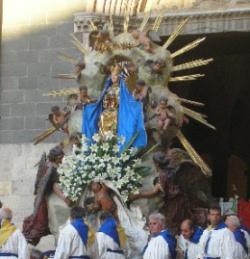 Celebrazioni per la Festa dell'Assunta, Patrona del Comune di Orvieto