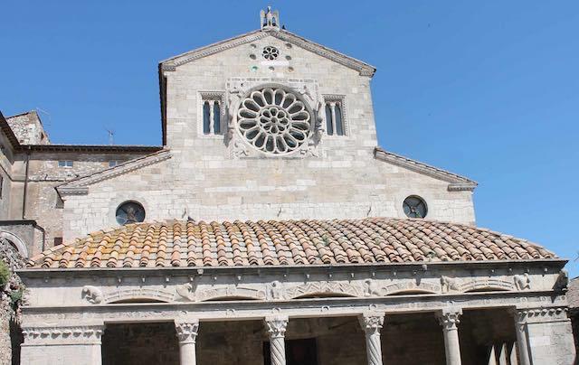 Le Istituzioni offrono il cero all'altare di San Francesco