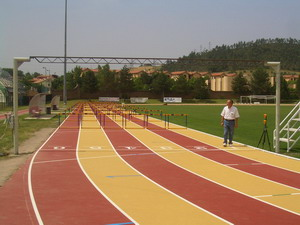 """Al Polisportivo """"L. Muzi"""" di Orvieto le Finali A1 di Atletica leggera. Il 25 e 26 Settembre grande atletica in città"""