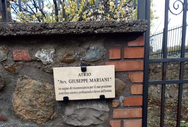 Ficulle ricorda l'avvocato Giuseppe Mariani