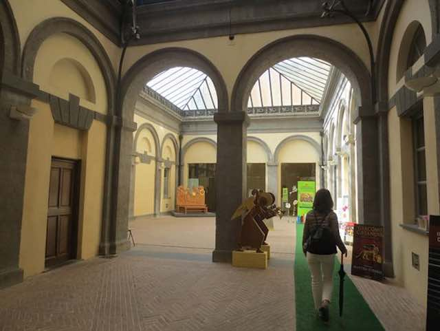 """""""Orvieto per Tutti"""" lancia la proposta: """"Accoglienza turistica al Palazzo dei Sette"""""""