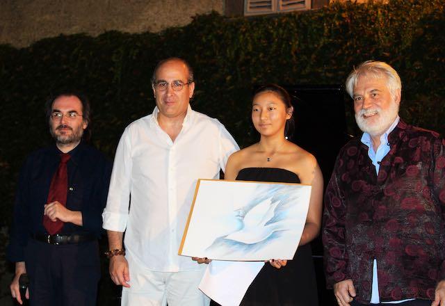 """Il soprano Audree Li si aggiudica il premio dell'Associazione """"Porta Maggiore"""""""
