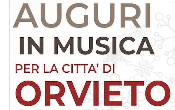 """""""Auguri in Musica per la Città di Orvieto"""". Concerto al Teatro Mancinelli"""