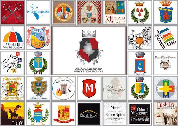 Nasce l'associazione che riunisce le rievocazioni storiche dell'Umbria