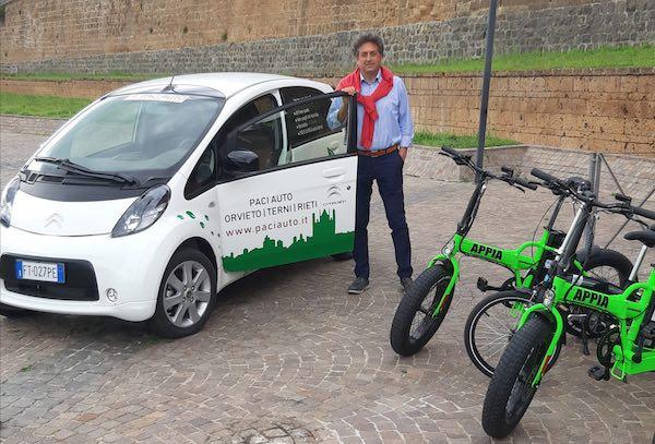 """""""In campo per il potenziamento della mobilità lenta e sostenibile"""""""