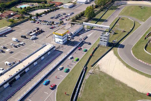 L'automobilismo umbro riaccende i motori all'Autodromo di Magione