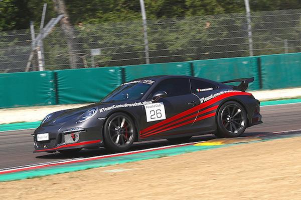 Porsche Club GT da record, 50 iscritti al primo round del Mugello