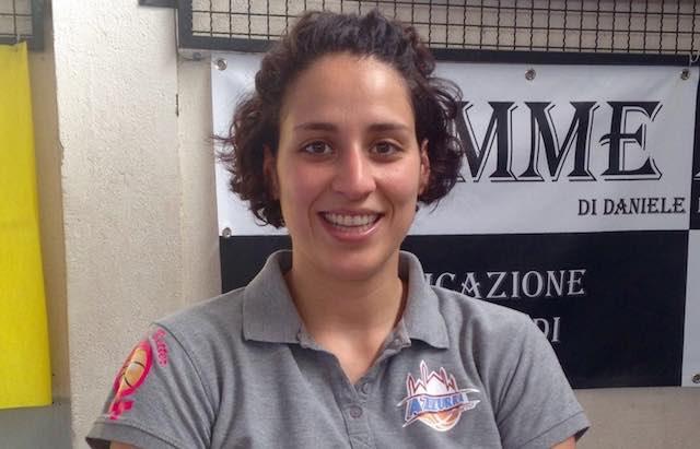 Azzurra Gaglio succede a Sunny Massari, è lei la nuova preparatrice atletica