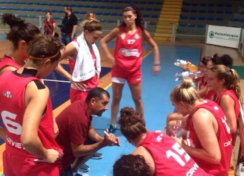 """Azzurra Ceprini, coach Romano sul torneo di Ragusa: """"Un test utilissimo"""""""