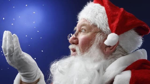 """""""Un Magico Natale"""", la mattina della Vigilia arriva Babbo Natale in Piazza Europa"""