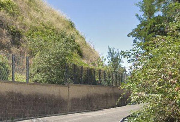 Viabilità interrotta da Porano verso Orvieto su Via della Libertà