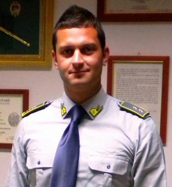 Il Tenente Davide Baglioni è il nuovo comandante della Guardia di Finanza di Orvieto