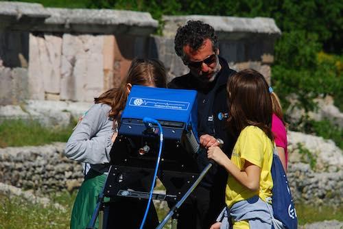 """""""Approccio multidisciplinare al sito archeologico di Carsulae"""", seconda tappa per il progetto"""