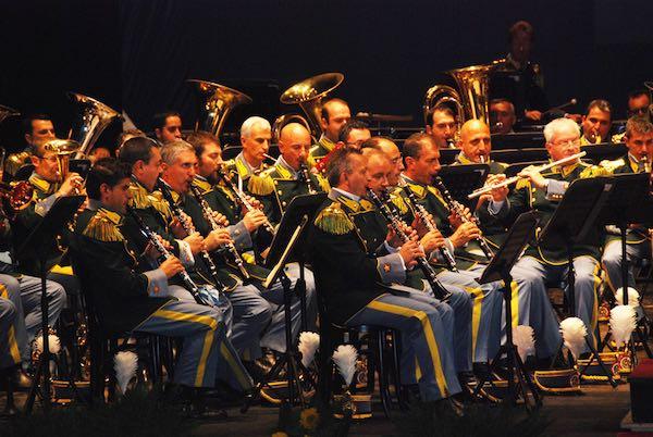 """La Banda della Guardia di Finanza in concerto per """"Aspettando...il Natale 2019"""""""