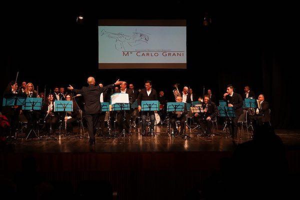 Presentato il nuovo Corpo Bandistico intitolato al Maestro Carlo Grani