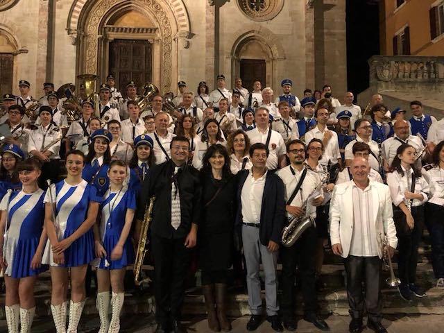 Festa Europea della Musica, bande in piazza e cielo stellato per lo spettacolo finale