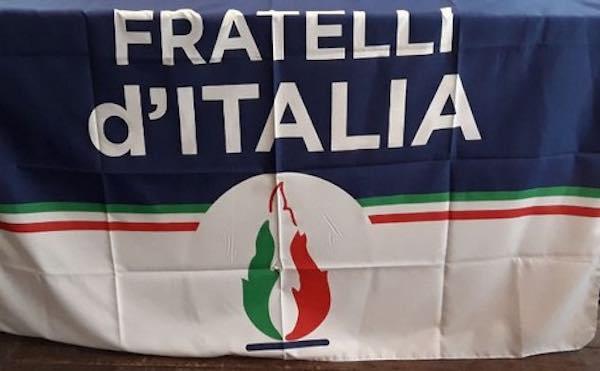 Anche FdI Orvieto in campo per Roberta Tardani