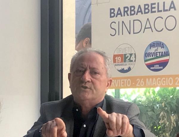 """Barbabella a Germani: """"Progetto comune non esiste"""""""