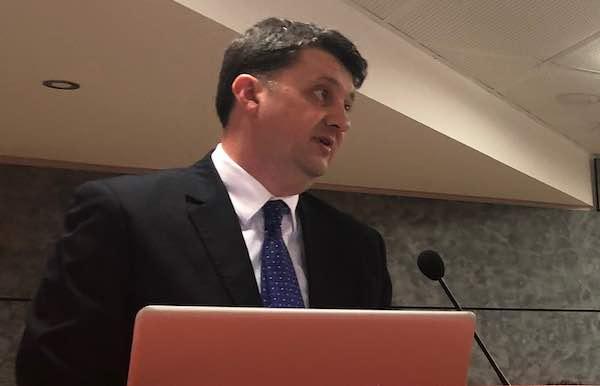 Sanità e sociale, incontro pubblico con l'assessore regionale Luca Barberini
