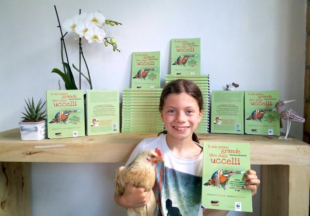 """Al Palazzo dei Sette Francesco Barberini presenta """"Il mio primo grande libro sugli uccelli"""""""