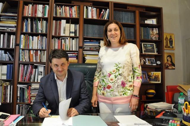 Umbria, prima regione di riferimento per la sanità. Orgoglio e soddisfazione di Marini e Barberini